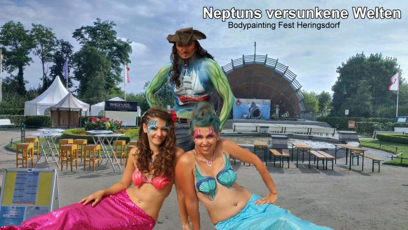 Bodypaintingfest Heringsdorf