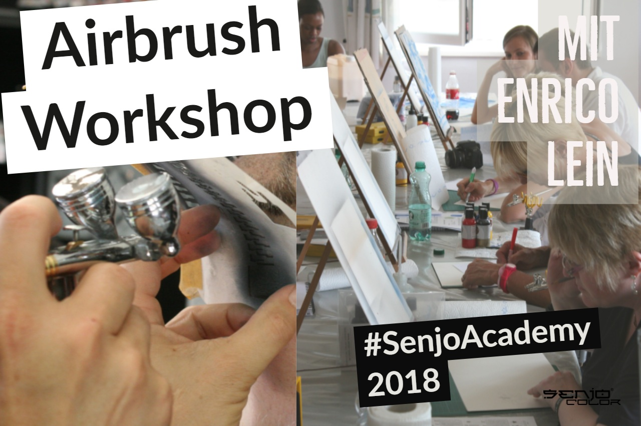 Airbrush Workshop