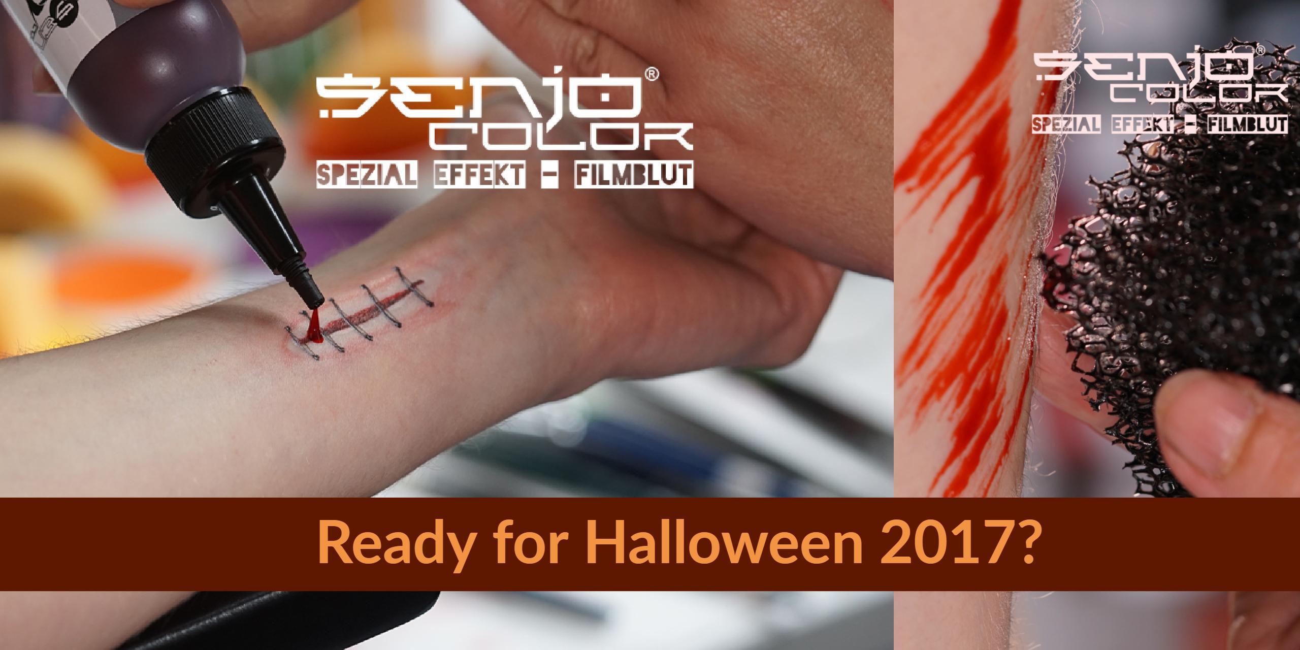 ready for halloween senjo filmblut banner
