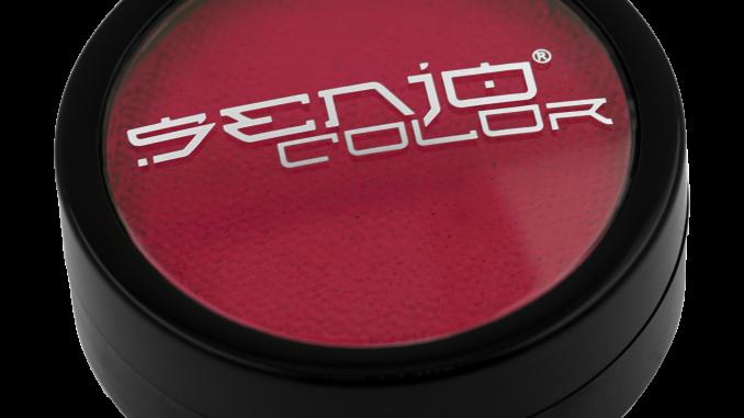 Senjo Color Face & Bodypaintingfarbe Rot in der Dose